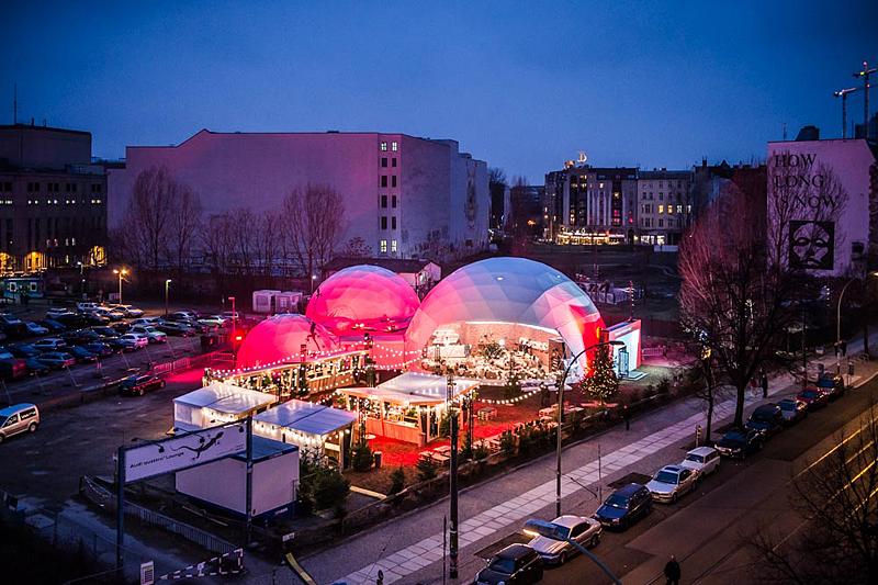 Audi Quattro Lounge 2014
