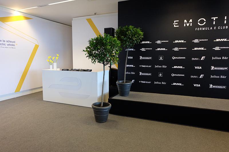 Wandbau Formula E 2015